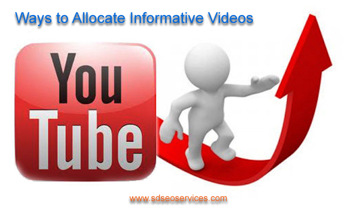 Discover 12 Ways to Allocate Informative Videos in Content Marketing
