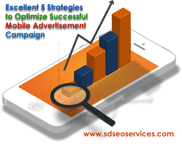 Excellent 5 Strategies to Optimize Successful Mobile Advertisement Campaign