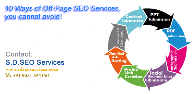 Off-Page SEO Services technique in India